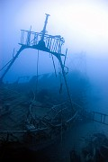 A wreck at 45 meters